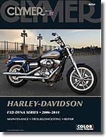 Manuel d'atelier Harley-Davidson FXD