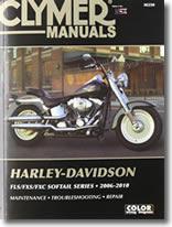 Harley-Davidson FLS, FXS, FXC, Softail