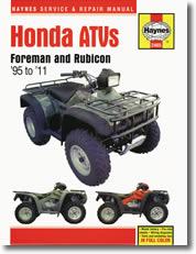 Honda Foreman et Rubicon