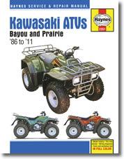 Kawasaki Bayou & Prairie