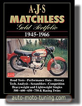 Matchless 500, 600, 650 et 750 (1945 → 1966)