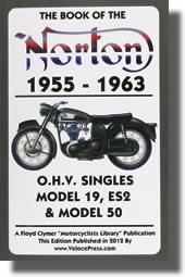 Norton 19, ES2 et 50
