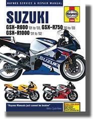 GSX-R600 - GSX-R750