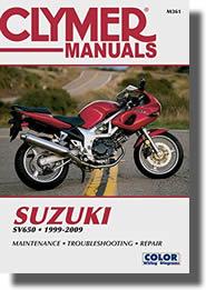 Suzuki SV-650