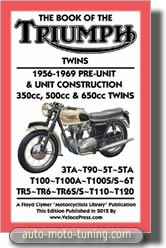 Triumph 350, 500 et 650 cm³ (1956 → 1969)