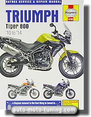Triumph Tiger 800 et xc