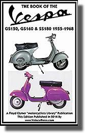 Vespa GS et SS (1955 ↔ 1968)