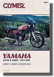 Yamaha XS 750 et XS 850 (1977 à 1981)