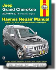 Grand Cherokee 2005 à 2014