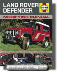 Modifications Land Rover Defender