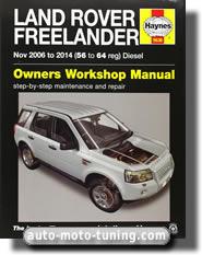 Freelander (2006 à 2014)