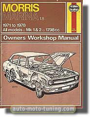 Morris Marina 1800
