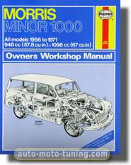 Morris Minor 1000 1956 à 1971