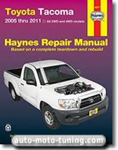 Revue technique Toyota Tacoma (2005-2009)