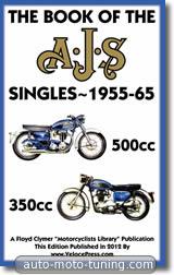 Revue moto technique AJS 350 cm³ et 500 cm³