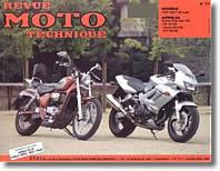 Revue moto technique Aprilia 125
