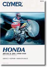 ATC Honda 185 et 200