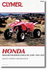 Honda TRX 250R, Fourtrax 250R, ATC 250R