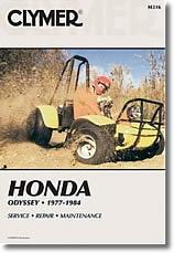Quad Honda FL 250 Odyssey