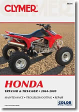 Honda TRX450R et TRX450ER