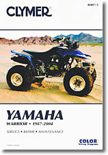 Yamaha YFM 350 X Warrior