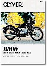 Revue technique BMW Flat Twin moteurs 500 cm³ et 600 cm³