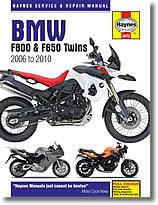 BMW F650 et F800