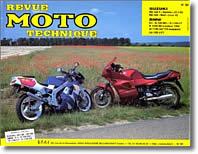 Revue technique moto BMW Série K : k1, K100 et K1100