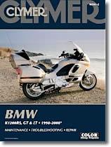 BMW K1200 RS, GT et LT