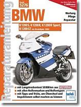 Revue technique moto BMW Série K 1200 S, R, R Sport et K1200 GT