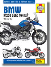 BMW R1200 dohc Twins