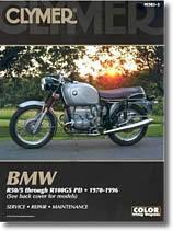 BMW R50/5 à BMW R100GS PD