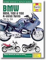 BMW R850, R1100 et R1150