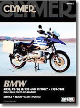BMW R850, R1100, R1150 et R1200C