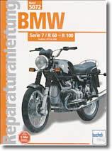 BMW Série 7, R60 à R100