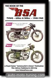 BSA bicylindre 500 et 650 cm³