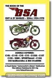 BSA 250 cm³