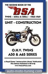 BSA bicylindre A50 et A65