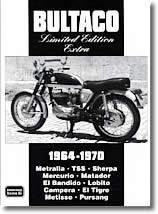 Bultaco Édition limitée de 1964 à 1970