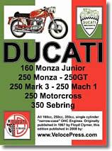 Revue technique Ducati 160 cm³, 250 cm³, 350 cm³