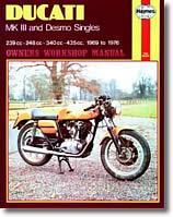 Ducati MK III et Desmo