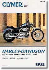 Harley-Davidson Sportster Evolution
