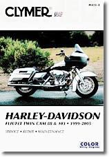 Harley-Davidson FLH / FLT Twin Cam 88 et 103