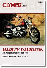 Revue technique Harley Davidson FLS/FXS