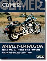 Harley-Davidson FLS/FXS Twin Cam 88B