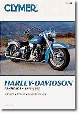 Harley-Davidson Panheads