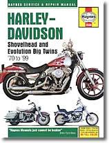 Harley-Davidson Shovelhead et Evolution
