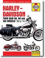 Harley-Davidson Twin Cam 88, 96 et 103