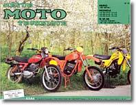 Revue moto technique Hiro MX