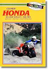 ATC Honda 250R